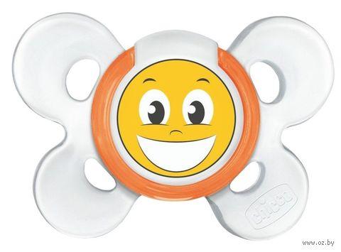 """Пустышка силиконовая ортодонтическая """"Physio Comfort. Smile"""" — фото, картинка"""