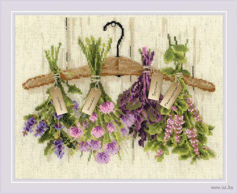"""Вышивка крестом """"Пряные травы"""" (300х240 мм) — фото, картинка"""