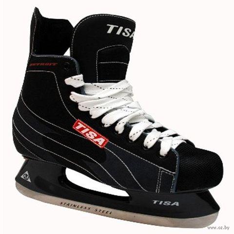 Коньки хоккейные (р. 46) — фото, картинка