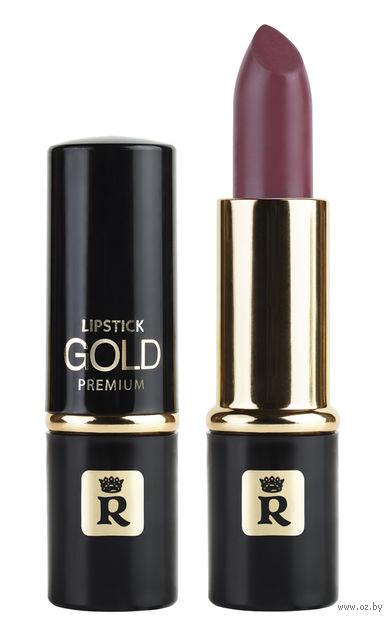 "Помада для губ ""Premium Gold"" (тон: 337) — фото, картинка"