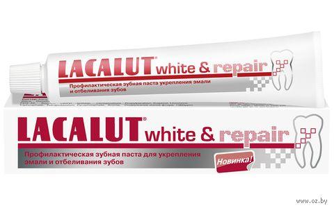 "Зубная паста ""White and Repair"" (50 мл) — фото, картинка"