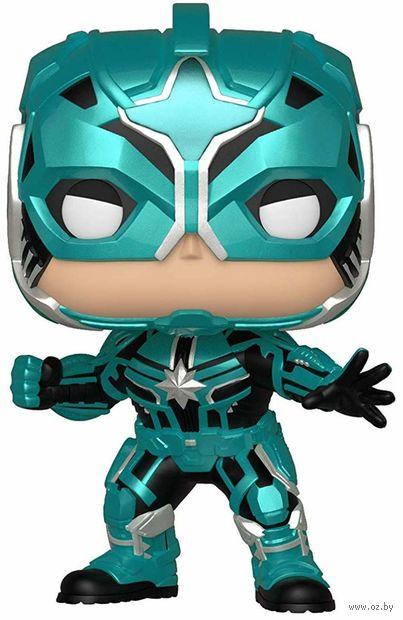 "Фигурка ""Marvel. Captain Marvel: Star Commander"" — фото, картинка"