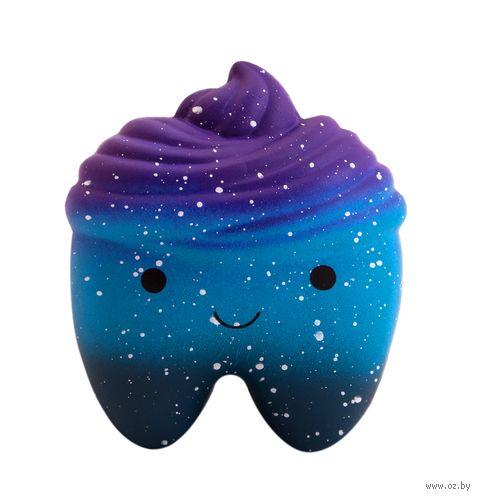 "Сквиш ""Голубой зуб"" — фото, картинка"