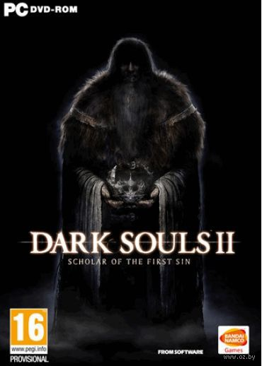 Dark Souls 2. Scholar of the First Sin