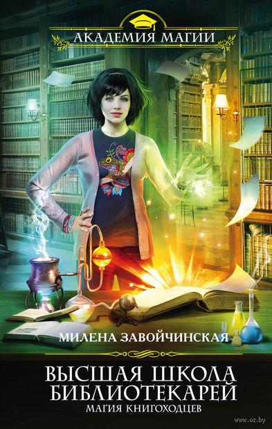 Высшая школа библиотекарей. Магия книгоходцев — фото, картинка
