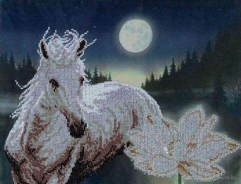 "Вышивка бисером ""Лунная соната"""
