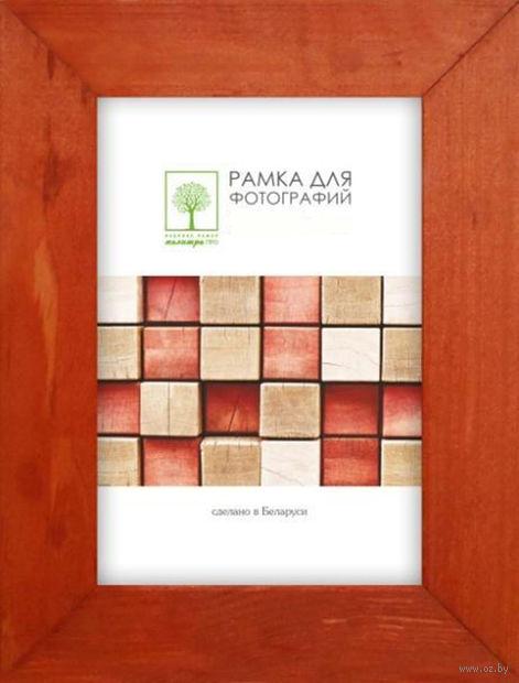 Рамка деревянная со стеклом (21x30 см; арт. Д30К/SAD-35) — фото, картинка