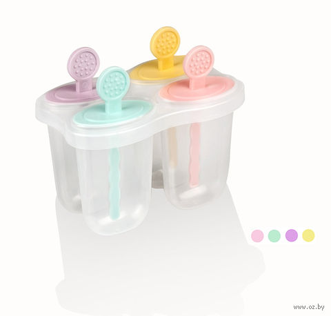 Форма для мороженого на 4 порции — фото, картинка