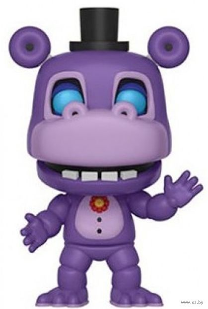 """Фигурка """"FNAF Pizza Sim. Mr. Hippo"""" — фото, картинка"""