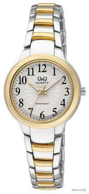 Часы наручные (золотистые; арт. F499J404) — фото, картинка