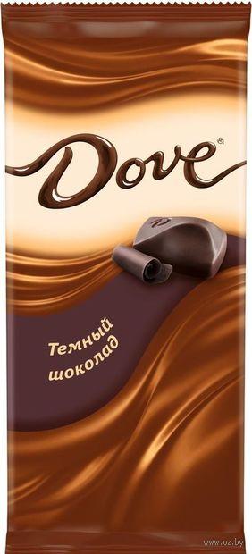 "Шоколад темный ""Dove"" (90 г) — фото, картинка"