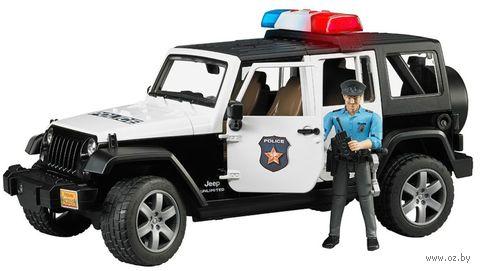 "Модель машины ""Jeep Wrangler Unlimited Rubicon"" (масштаб: 1/16) — фото, картинка"