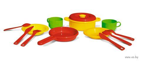Набор детской посуды (арт. 06002) — фото, картинка