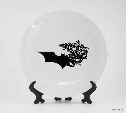 "Тарелка ""Бэтмен"" (821)"