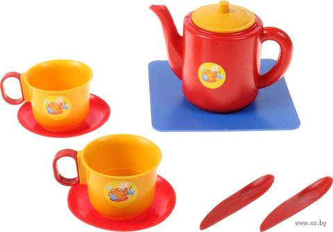 """Набор детской посуды """"Чаепитие"""" (2 персоны)"""
