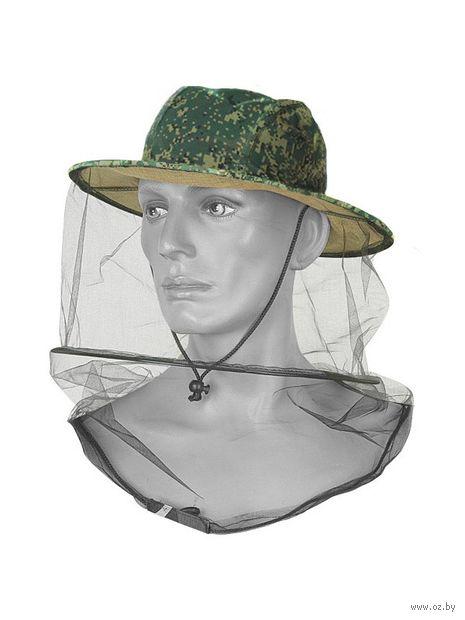 Накомарник с каркасом (цифровая флора) — фото, картинка