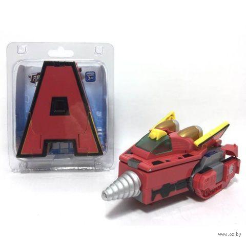 """Робот-трансформер """"Буква"""" — фото, картинка"""