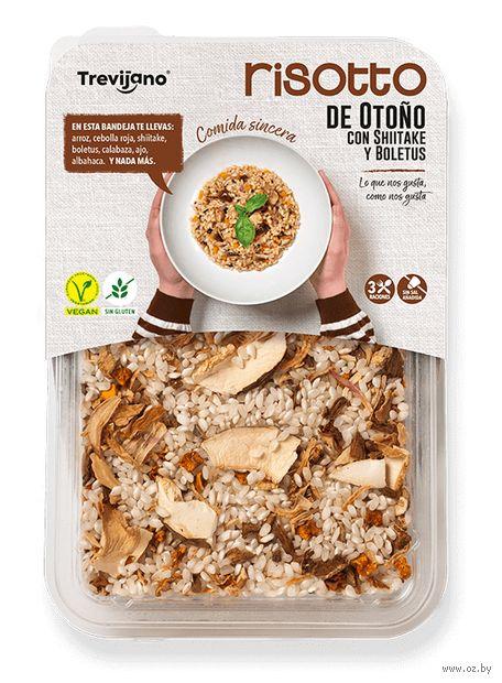 "Рис ""Trevijano. Ризотто с грибами шиитаке"" (280 г) — фото, картинка"