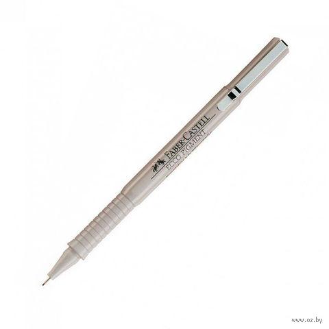 """Ручка пигментная """"Ecco Pigment"""" (0,3 мм)"""