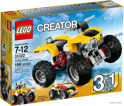 "LEGO Creator ""Квадроцикл"""