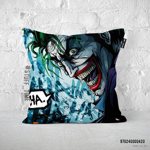 "Подушка ""Джокер"" (арт. 420) — фото, картинка"