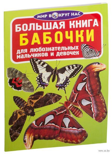 Большая книга. Бабочки — фото, картинка