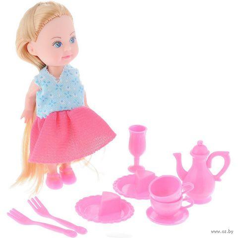 "Игровой набор ""Кукла Мегги - хозяюшка"" — фото, картинка"