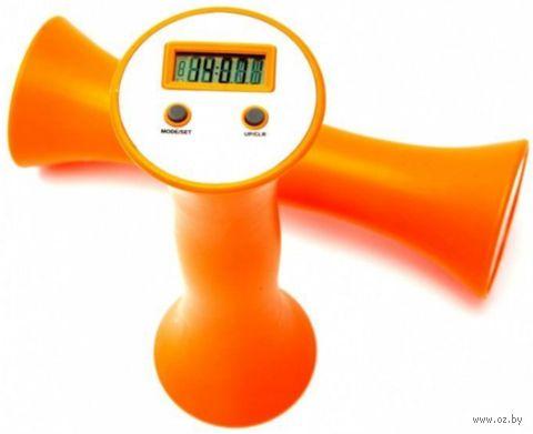 """Гантели со счётчиком """"Изи фитнес"""" 0.65 кг (пара) — фото, картинка"""