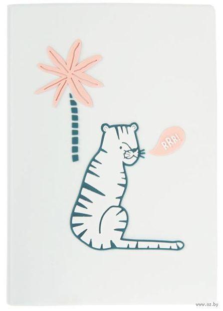 """Обложка на паспорт """"Tiger"""" — фото, картинка"""