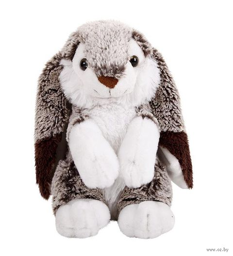 """Мягкая игрушка """"Сидячий кролик"""" (21 см)"""