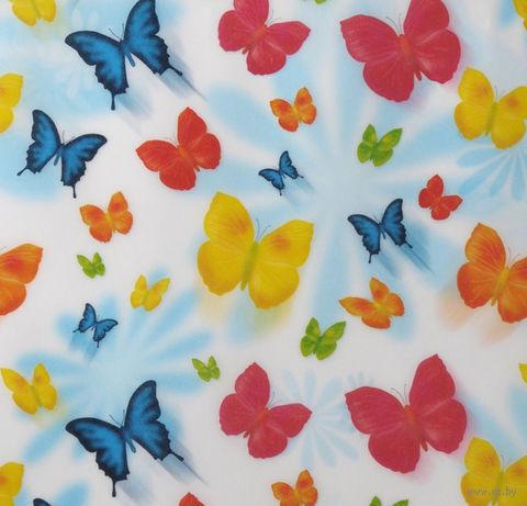 "Бумага транспарентная ""Бабочки"" (505х700 мм; 10 листов)"