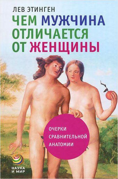 Чем мужчина отличается от женщины. Очерки сравнительной анатомии — фото, картинка