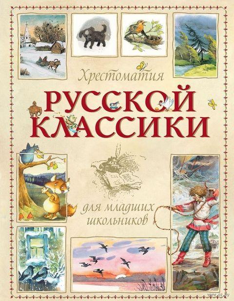 Хрестоматия русской классики для младших школьников — фото, картинка