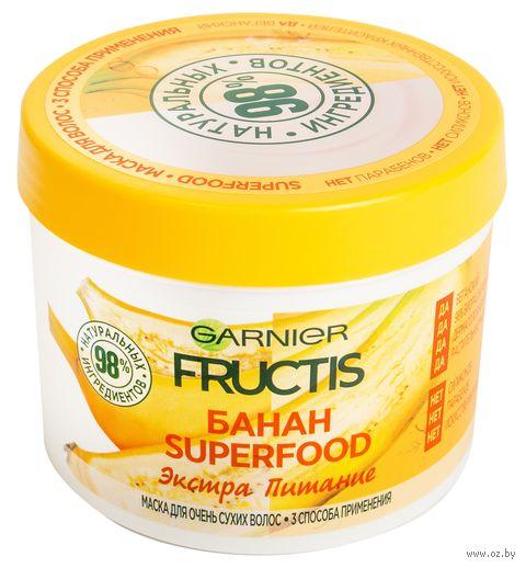 """Маска для волос """"Банан. Superfood"""" (390 мл) — фото, картинка"""