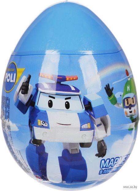 """Мармелад с игрушкой """"Робокар Поли"""" (10 г) — фото, картинка"""