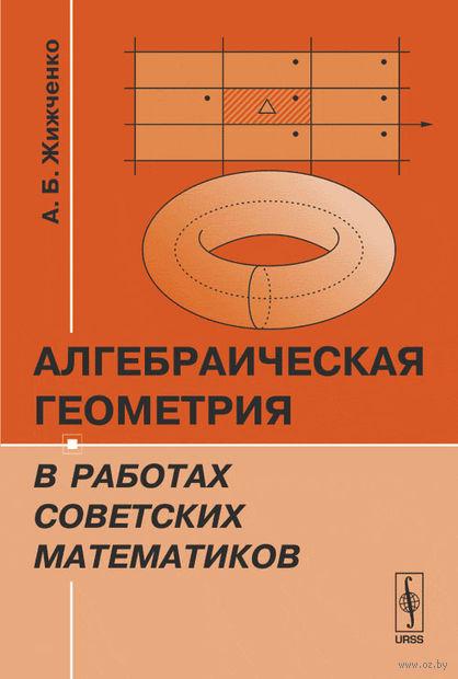 Алгебраическая геометрия в работах советских математиков. Алексей Жижченко
