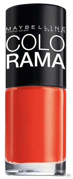 """Лак для ногтей """"Colorama"""" (тон: 313, сочный апельсин) — фото, картинка"""