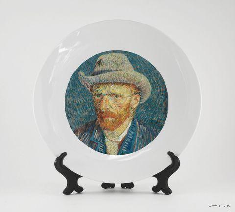 """Тарелка """"Ван Гог"""" (876)"""