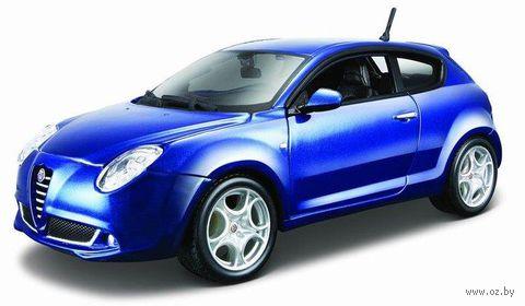 "Модель машины ""Bburago. WB Alfa Romeo MiTO"" (масштаб: 1/24) — фото, картинка"