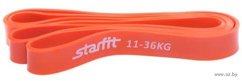 Эспандер многофункциональный ES-801 (ленточный; оранжевый) — фото, картинка