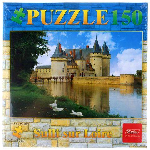 """Пазл """"Замок с озером"""" (150 элементов) — фото, картинка"""