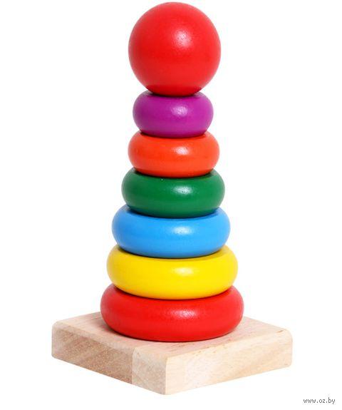 Пирамидка (8 элементов; арт. 2911) — фото, картинка
