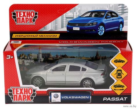 """Модель машины """"VW Passat"""" (арт. PASSAT-SL) — фото, картинка"""