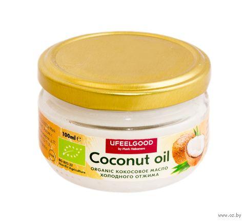 "Масло кокосовое ""Ufeelgood"" (100 мл) — фото, картинка"