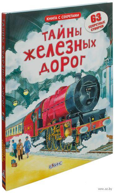 Тайны железных дорог. Джейн Чисхольм
