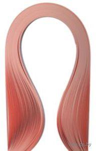 Бумага для квиллинга (300х5 мм; светло-розовый; 100 шт)