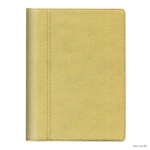 """Профессиональная записная книжка Time-system """"Memory"""" (beige)"""