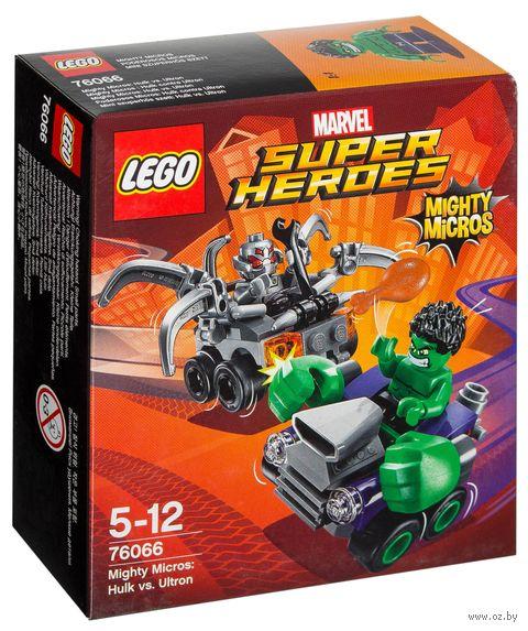 "LEGO Super Heroes ""Халк против Альтрона"""