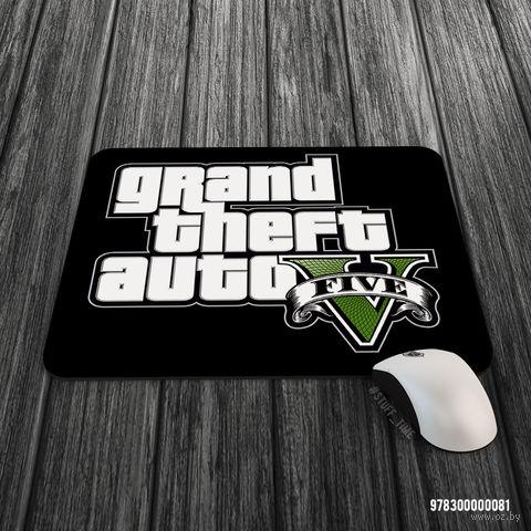 "Коврик для мыши большой ""Grand Theft Auto"" (081)"