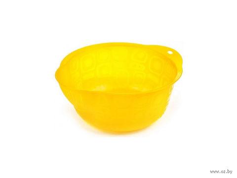 Миска-дуршлаг (лимон) — фото, картинка